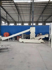 small capacity simple  PET bottle recycling machine manufacturer China