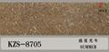 Pattern veins High quality house decorative white quartz stone slab  4