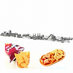 Doritos, Tortilla, Corn Chips Production  Line