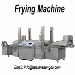 Continuous Fryer
