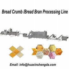 Bread crumb production line