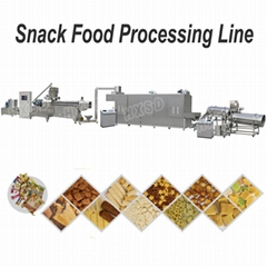 cereal production line