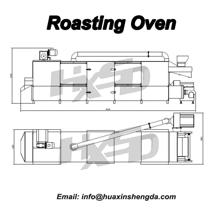 2021 Multi Layer Roasting Oven 2