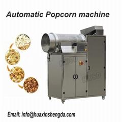 New Designed Popcorn in Snack Machinery