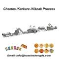 Corn Kurkure Making Machine