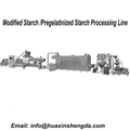 Fully Automatic Industrial Modified Starch Machine