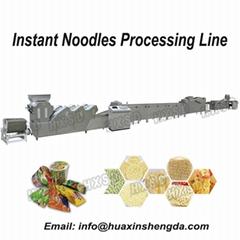 Instant Noodle Production Processing Line