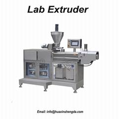 Laboratory Double Screw Extruder