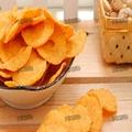 Corn Bugles Chips Machine