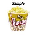 Caramel Popcorn Machine