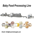 Baby food / nutrition powder processing line
