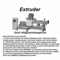 Auto laboratory  Extruder