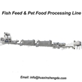 Fully Automatic Industrial Pet Food Machinery