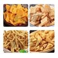 Autonmatic Fried Corn Flour 3D Bugles Snack Machine Pellet Snacks Food Making Ma