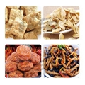 Textured Soy Chunks Protein Machine