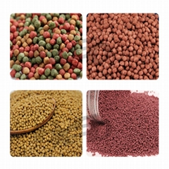 Aquarium Tilapia Catfish Dry Fish Feed Pellet Machine