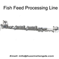 Aquarium Tilapia Catfish Dry Fish Feed Pellet Machine