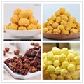 New Technology Stainless Steel Popcorn Production Making Processing Machine