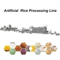 Artificial Rice Production Line/Nutritional Rice Processing Line