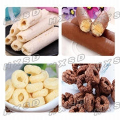 Full Automatic Muesli Energy Chocolate Cereal Bar Making Machine for Sale