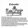 High Efficiency Multi Functional Lab Scale Extruder