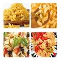 Macaroni Pasta Making Production Extruder