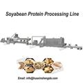 Automatic Soya Chunks Production Plant