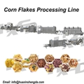 Breakfast cereal corn flakes processing machine