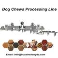 Dog Chews Processing Machine Dog Chewing Treats Gum Food Extruder