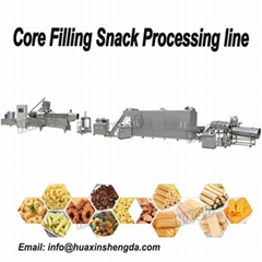Industrial Top Quality Chocolate Core Filling Snacks Food Machine