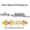 Pasta Macaroni Making Machine Single Screw Extruder