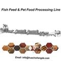 Large-Scale Pet Dog Food Fish Feed Making Machine