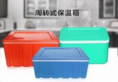 食品團餐保溫箱