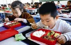 学生营养餐专用餐盒