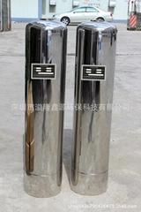 仿玻璃鋼桶 玻璃鋼罐 不鏽鋼軟化罐河水過濾器井水過濾軟化罐