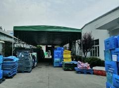 扬州钢结构雨棚
