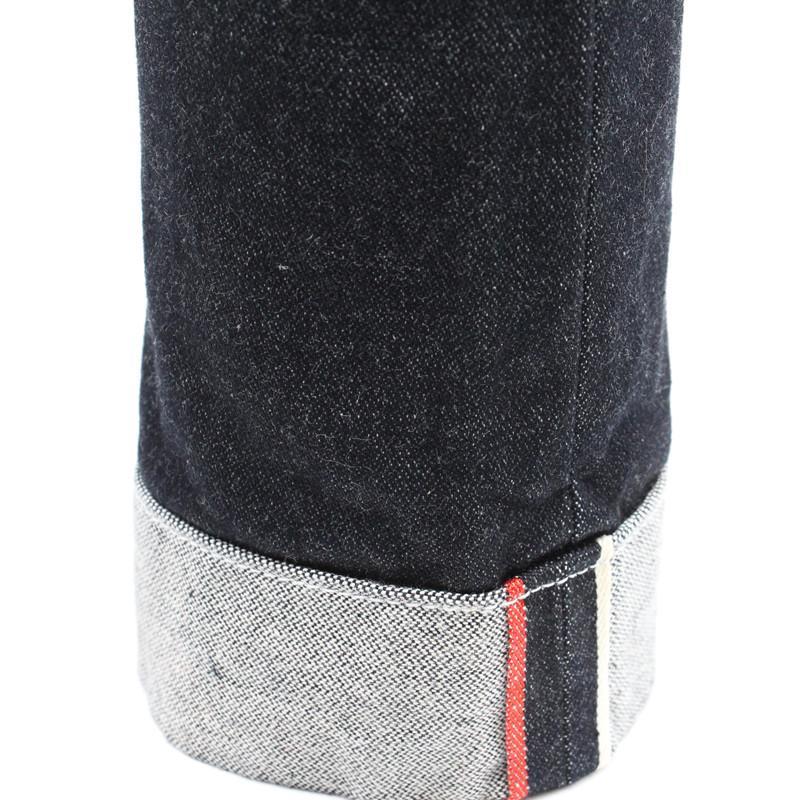 Broken Twill Denim Fabric  100% Cotton Selvedge Denim company 3