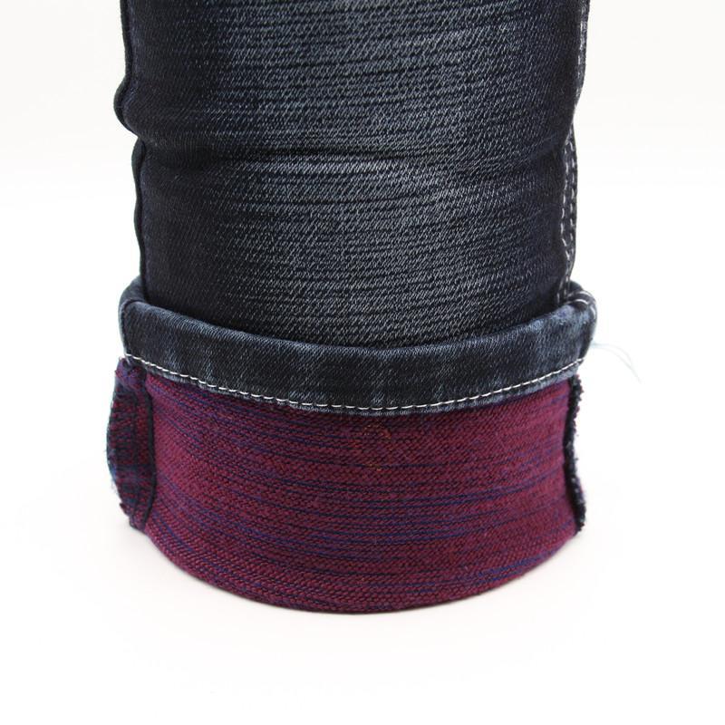 Dobby jacquard denim fabric  Jacquard Denim Fabric price 1