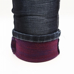 Dobby jacquard denim fabric  Jacquard Denim Fabric price