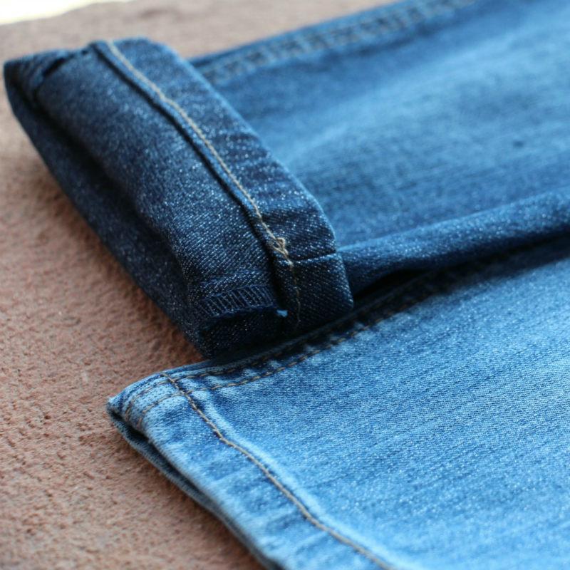 Si  er Wire Denim Fabric   Jacquard Denim Fabric price  3
