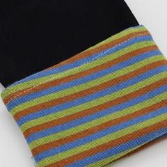 Rainbow stretch denim fabric  custom Color Denim Fabric  Color Denim Fabric