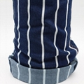 Soft Handfeel Stripe Twill  Light Weight
