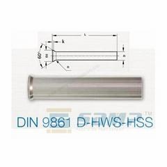 HSS punch in DIN19861D 9861DA