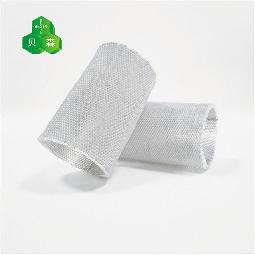 蘇州貝森光觸媒鋁蜂窩芯基材桶狀高效催化有害氣體過濾網 2
