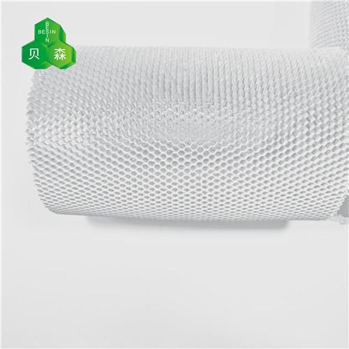 蘇州貝森光觸媒鋁蜂窩芯基材桶狀高效催化有害氣體過濾網 3