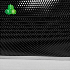 苏州贝森活性炭吸附分解铝蜂窝芯过滤网