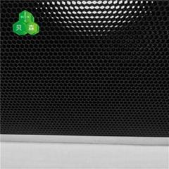 蘇州貝森活性炭吸附分解鋁蜂窩芯過濾網