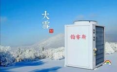 空氣能熱泵熱水機組