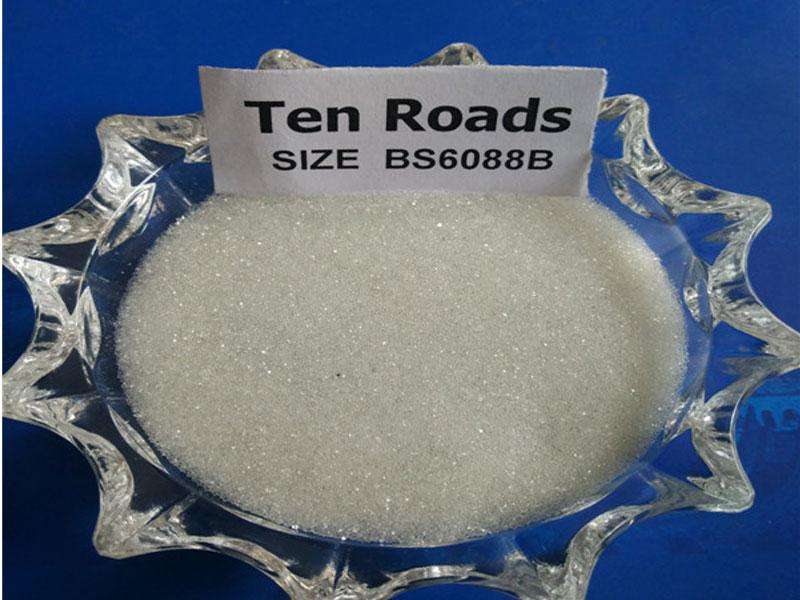 BS6088B Reflective Glass Beads For Traffic Road Marking Paint. 1