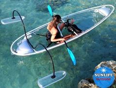 PC Crystal Canoe Transp